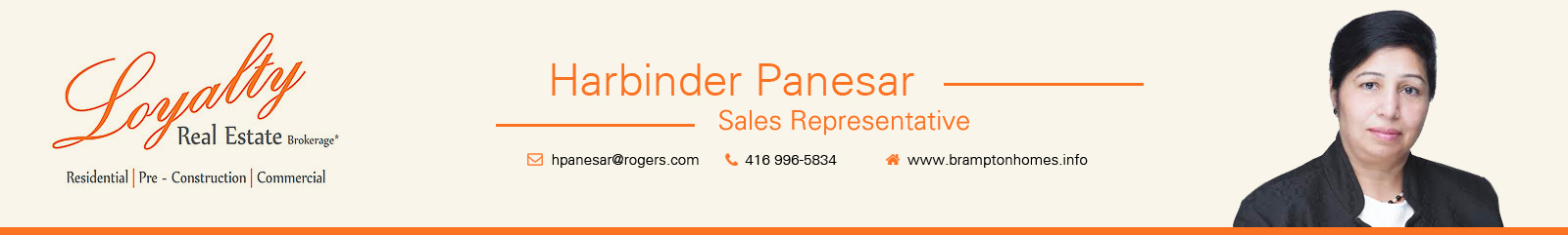 Harbinder Panesar Real Estate